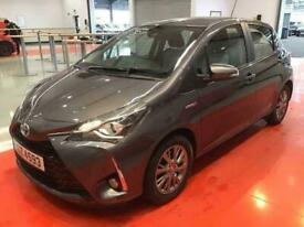 2017 Toyota Yaris 1.5 VVT-h Icon Tech E-CVT (s/s) 5dr Hatchback Petrol/Electric