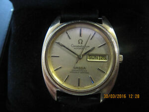 Vintage Omega Constellation Automatic Watch X Condition Cir1970s