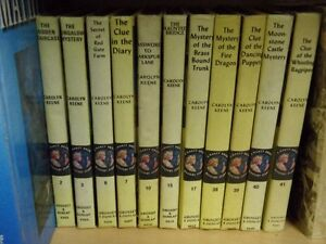 Nancy Drew books $5.00 and up.