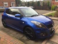 2016 Suzuki Swift SPORT Petrol blue Manual