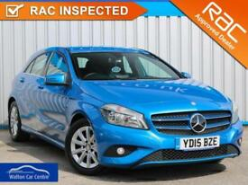Mercedes A-Class 1.5 A180 Cdi Eco Edition Se 2015 (15) • from £55.25 pw