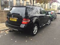 2007 MERCEDES ML 320 CDI SPORT 7G! GREAT CONDITION..! FULL SERVICE HISTORY..!