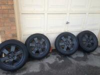 "Toyota Rims OEM 195/65/15 tires 5 Bolt 5X100 15"" inch ORIGINAL"