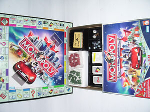MONOPOLY GAME [Here & Now]