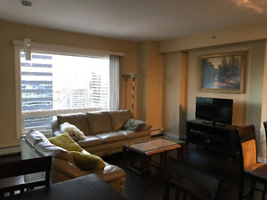 Fully Furnished Executive 2 BR Condo in ICON 1 Downtown Core Edmonton Edmonton Area image 4