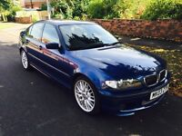 BMW 320i M sport 2003 not golf SXI Sri a3 bmw Ibiza tdi cdti e46 520