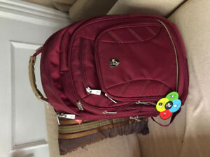 Heys Red backpack (brand new with tags)