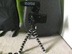 4K Sony Camera