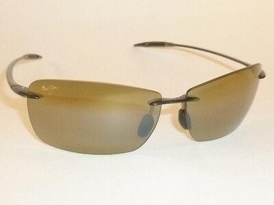 New Authentic Polarized MAUI JIM  LIGHTHOUSE Sunglasses  HT423-11 Maui HT (Maui Lighthouse)