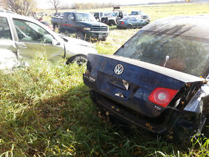 2006 VW TDI for parts