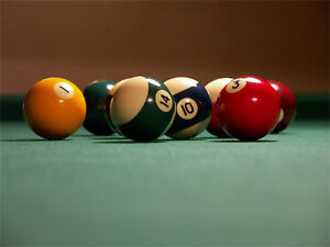 New billiard/pool balls London Ontario image 1