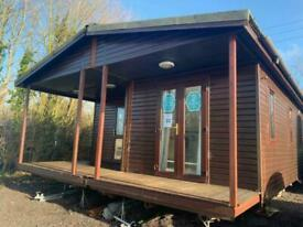 Lodge For Sale: Tingdene Twin Lodge 36x20ft / 2 Bedrooms