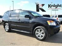 2012 Nissan Armada PLATINUM ED 7 SEATER FRESH TRADE PST PAID