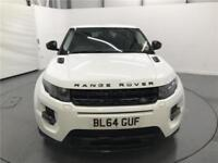 Land Rover Range Rover Evoque 2.2 SD4 Dynamic 3dr Auto [9] [Lux Pack]