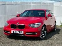 2012 BMW 1 Series 116i Sport 5dr HATCHBACK Petrol Manual