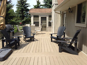 GRAND BEND COTTAGE LAKE HURON PRIVATE BEACH YR-ROUND PROPERTY