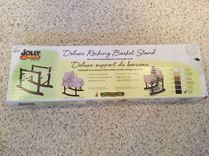 Rocking Bassinet Stand by Jolly Jumper