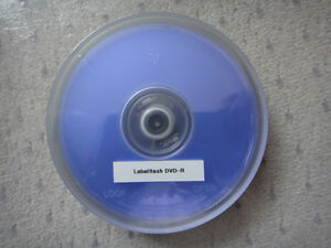 Memorex LabelFlash disks