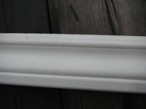 """White 2 1/2"""" X 3/4 Window / Door Casing For Sale"""