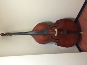 Czech Double Bass/Upright Bass