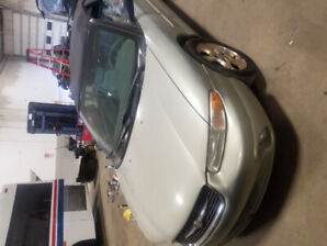 1999 Chrysler sebring convertible 2200$