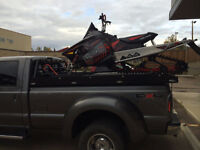2014 Polaris Switchback 800 Trade for Harley