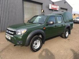 * SOLD * 2011 Ford Ranger 2.5 TDCi Double Cab *Forrestry * Wildlife Conversion *