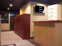 PART TIME /FULL TIME OFFICE SPACE, Daily RENTAL, LEASE, READY
