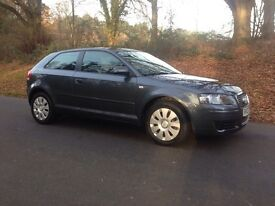 Audi A3 Special Edition, 1.9tdi, 12months MOT