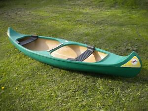 12ft Wedco Triple Wall Canoe and Paddles