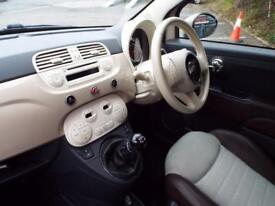 FIAT 500 C LOUNGE 2013 1242cc Petrol Manual