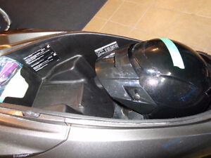 2015 150cc gas scooter 800 kms.     recycledgear.ca Kawartha Lakes Peterborough Area image 9