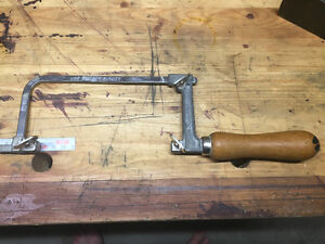Vintage Eclipse jewellers saw
