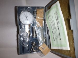 Mitutoyo Dial Test Indicator Kit