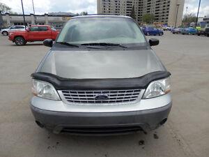 2002 Ford Windstar LX Climate Minivan, Van