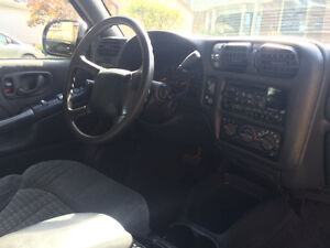 125,000 km 2000 Chevrolet Blazer LS Coupe Kitchener / Waterloo Kitchener Area image 7