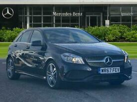 image for 2017 Mercedes-Benz A Class A180d AMG Line 5dr Auto Hatchback Diesel Automatic