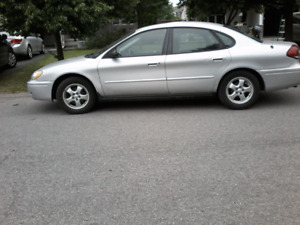 2006 Ford Taurus Certified Original Paint Owned by Senior Lady