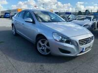 2011 Volvo S60 2.4 D5 SE Lux Geartronic 4dr Saloon Diesel Automatic