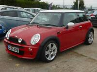 MINI 1.6 COOPER, CHILI PACK,VIZ PACK, JCW AERO BODYKIT, 45000 MILES ONLY