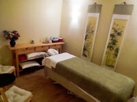 Beautiful Massage Rooms Available