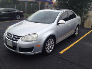 2006 Volkswagen Jetta 2.0T Turbo Sedan