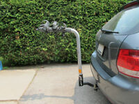 Swagman Hitch-mounted Bicycle Carrier (3 Bikes)