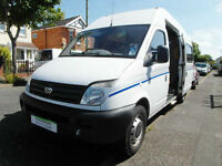 LDV Registered Campervan - 9 Seatbelts - Safari Room - Waeco Fridge