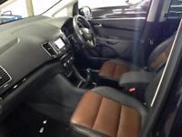 2013 SEAT ALHAMBRA 2.0 TDI CR Ecomotive SE Lux 5dr MPV 7 Seats