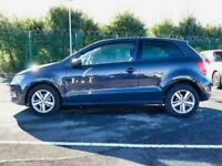 2017 Volkswagen Polo Volkswagen Polo 1.2 TSI 90 Match Edition 3dr Hatchback Petr