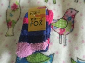 Joules kids socks size 9-12 NEW