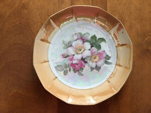 Antique China Plate Lot