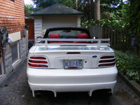 for sale 1994 gt convertible low kms