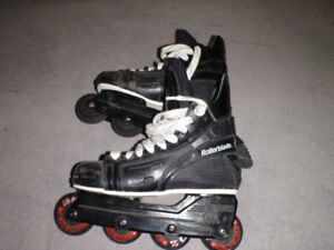 Men's Roller Blades - size 8.5 - good condition